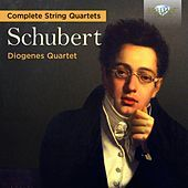 Thumbnail for the Diogenes Quartet - Schubert: Complete String Quartets link, provided by host site