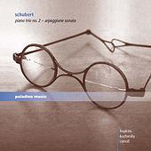 Thumbnail for the Boris Kucharsky - Schubert: Piano Trio No. 2 & Arpeggione Sonata (Arr. for Viola & Piano) link, provided by host site