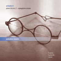 Thumbnail for the Franz Schubert - Schubert: Piano Trio No. 2 & Arpeggione Sonata (Arr. for Viola & Piano) link, provided by host site