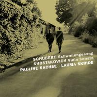 Thumbnail for the Franz Schubert - Schubert: Schwanengesang - Shostakovich: Viola Sonata link, provided by host site
