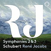 Thumbnail for the B'Rock Orchestra - Schubert: Symphonies Nos. 2 & 3 link, provided by host site