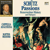 Thumbnail for the Cappella Augustana - Schütz: Schütz Edition, Vol. III link, provided by host site