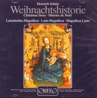 Thumbnail for the Bayerisches Staatsorchester - Schütz: Weihnachtshistorie (Christmas Story), SWV 435 link, provided by host site