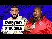 Thumbnail for the Tee Grizzley - 'Scriptures' Album, DJ Khaled Suing Billboard Over Sales Bundles?   Everyday Struggle link, provided by host site