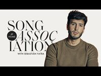 """Thumbnail for the Sebastian Yatra - Sebastián Yatra Sings Billie Eilish, Sam Smith, and """"Adiós"""" in a Game of Song Association 