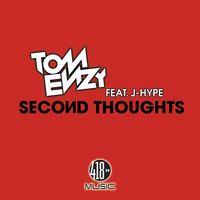 Thumbnail for the Tom Enzy - Second Thoughts (Radio Mix) link, provided by host site