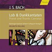 Thumbnail for the Adalbert Kraus - Sei Lob und Ehr dem hochsten Gut, BWV 117 - Ich rief dem Herrn in meiner Not (Chorus) link, provided by host site
