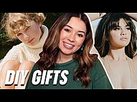 Thumbnail for the BTS - Selena Gomez, and Taylor Swift Inspired DIY Gifts with Emily Nelson | Radio Disney link, provided by host site