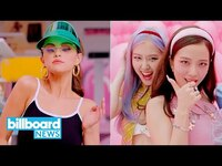"""Thumbnail for the Blackpink - & Selena Gomez Drop """"Ice Cream,"""" Katy Perry's """"Smile"""" 