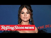 Thumbnail for the Blackpink - Selena Gomez Hang Out in Pastel, 'Ice Cream' World in Flirty New Video | RS News link, provided by host site