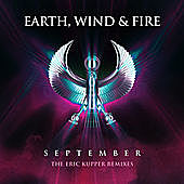 Thumbnail for the Earth, Wind & Fire - September (The Eric Kupper Remixes) link, provided by host site