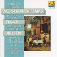Thumbnail for the Benjamin Britten - Serenade for Tenor, Horn & Strings, Op. 31: VI. Hymn link, provided by host site