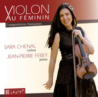 Thumbnail for the Cécile Chaminade - Serenade, Op. 29 (version for violin and piano) link, provided by host site