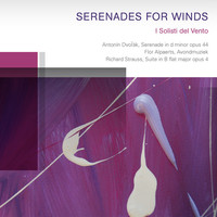 Thumbnail for the I Solisti Del Vento - Serenades for Winds link, provided by host site