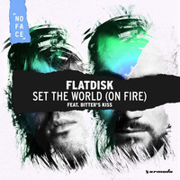 Thumbnail for the Flatdisk - Set The World (On Fire) link, provided by host site