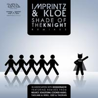 Thumbnail for the Imprintz - Shade of The Knight Remixes link, provided by host site