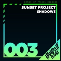 Thumbnail for the Sunset Project - Shadows (Remixes) link, provided by host site