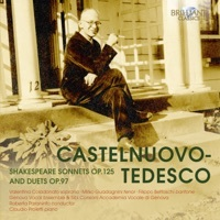 Thumbnail for the Filippo Bettoschi - Shakespeare Sonnets, Op. 125: VIII. Music to Hear, Why Hearst Thou Music Sadly? link, provided by host site