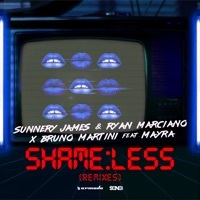 Thumbnail for the Sunnery James & Ryan Marciano - Shameless (Remixes) link, provided by host site