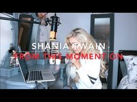 Thumbnail for the Samantha Harvey - Shania Twain - From This Moment On | Cover link, provided by host site