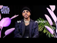 Thumbnail for the Rauw Alejandro - Shares His Ultimate Playlist | Billboard Latin Music Week link, provided by host site