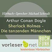 Thumbnail for the Michael Schrodt - Sherlock Holmes - Die tanzenden Männchen link, provided by host site