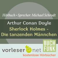 Thumbnail for the Sir Arthur Conan Doyle - Sherlock Holmes - Die tanzenden Männchen link, provided by host site