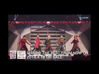 Thumbnail for the SHINee - 初ベストアルバム「SHINee THE BEST FROM NOW ON」4/18発売 link, provided by host site