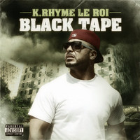 Thumbnail for the K-Rhyme Le Roi - Shit Squad [Black Tape] link, provided by host site