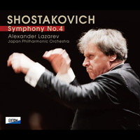 Thumbnail for the Alexander Lazarev - Shostakovich: Symphony No. 4 link, provided by host site