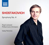 Thumbnail for the Royal Liverpool Philharmonic Orchestra - Shostakovich: Symphony No. 4 link, provided by host site