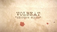 Thumbnail for the Volbeat - Shotgun Blues (Lyric Video) link, provided by host site