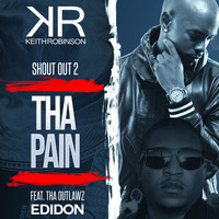 Thumbnail for the Keith Robinson - Shout Out to the Pain link, provided by host site