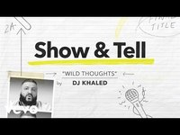Show tell wild thoughts thumb