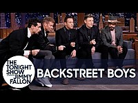 """Thumbnail for the Backstreet Boys - Showcase Their Harmonies with Shai's """"If I Ever Fall in Love"""" link, provided by host site"""