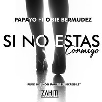 Thumbnail for the Papayo - Si No Estas Conmigo link, provided by host site