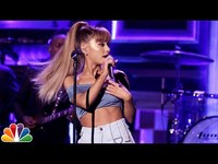 Thumbnail for the Ariana Grande - Side to Side link, provided by host site