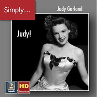 Thumbnail for the Judy Garland - Simply... Judy! link, provided by host site