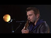 Thumbnail for the Joe Moore - Sings Believe | The Voice Australia link, provided by host site