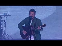 Thumbnail for the Joe Moore - Sings Invincible | The Voice Australia 2015 link, provided by host site