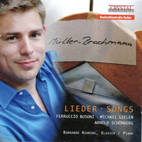 """Thumbnail for the Michael Gielen - Six Songs for a Bass Voice and 3 Intruments: No. 2, """"Reif sind, in Feuer getaucht"""" link, provided by host site"""