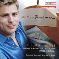 """Thumbnail for the Felix Schwartz - Six Songs for a Bass Voice and 3 Intruments: No. 2, """"Reif sind, in Feuer getaucht"""" link, provided by host site"""