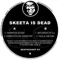 Thumbnail for the Skeeta - Skeeta Is Dead link, provided by host site
