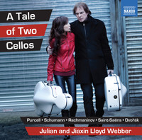 Thumbnail for the Ethelbert Nevin - Sketchbook, Op. 2: Oh, that we two were maying (arr. J. Lloyd Webber for 2 cellos and piano) link, provided by host site