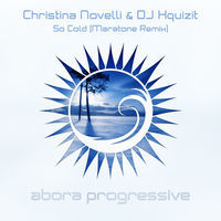 Thumbnail for the Christina Novelli - So Cold (Maratone Remix) link, provided by host site