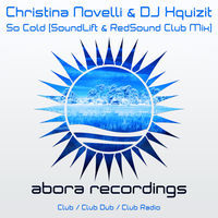 Thumbnail for the Christina Novelli - So Cold (SoundLift & RedSound Club Mix) link, provided by host site