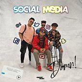 Thumbnail for the ALLMO$T - Social Media (Damn) link, provided by host site