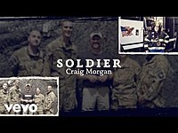Thumbnail for the Craig Morgan - Soldier link, provided by host site