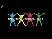 Thumbnail for the Information Society - Something in the Air link, provided by host site