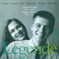 Thumbnail for the Leonard Bernstein - Sonata: Andatino Vivace e leggiero link, provided by host site